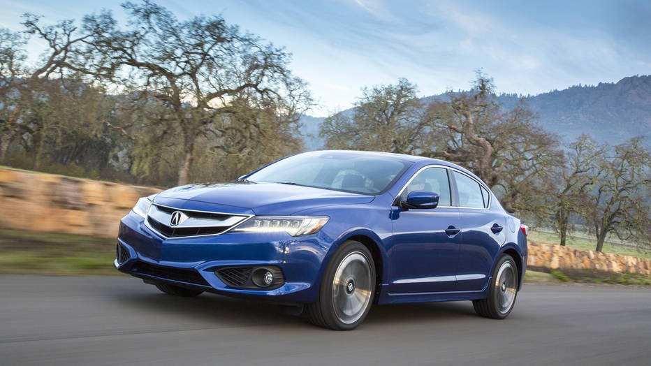 Acura ILX Used Engines