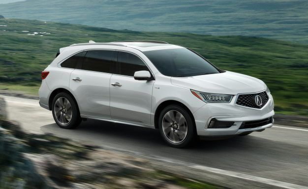 Acura MDX Used Engines