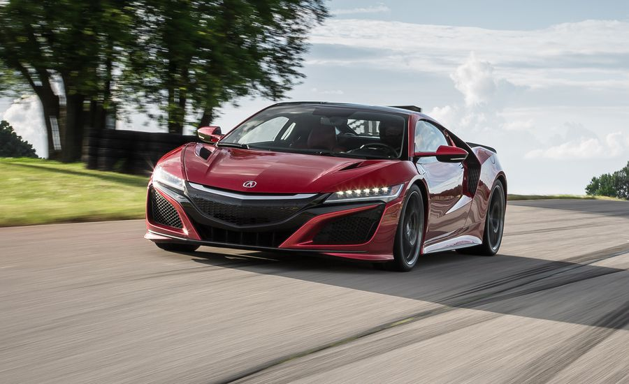 Acura NSX Used Engines