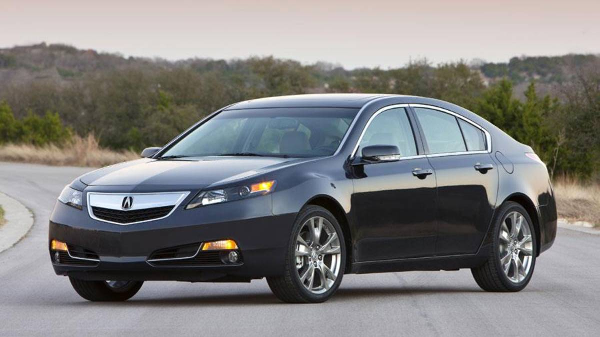 Acura TL Used Engines