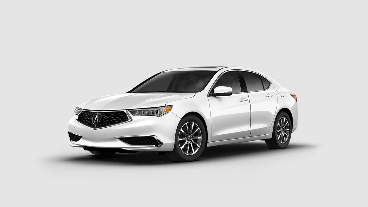 Acura TLX Used Engines