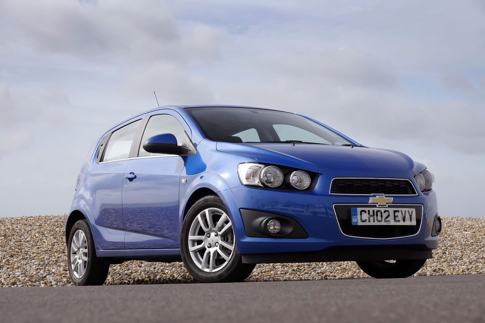 Chevrolet Aveo Used Engines