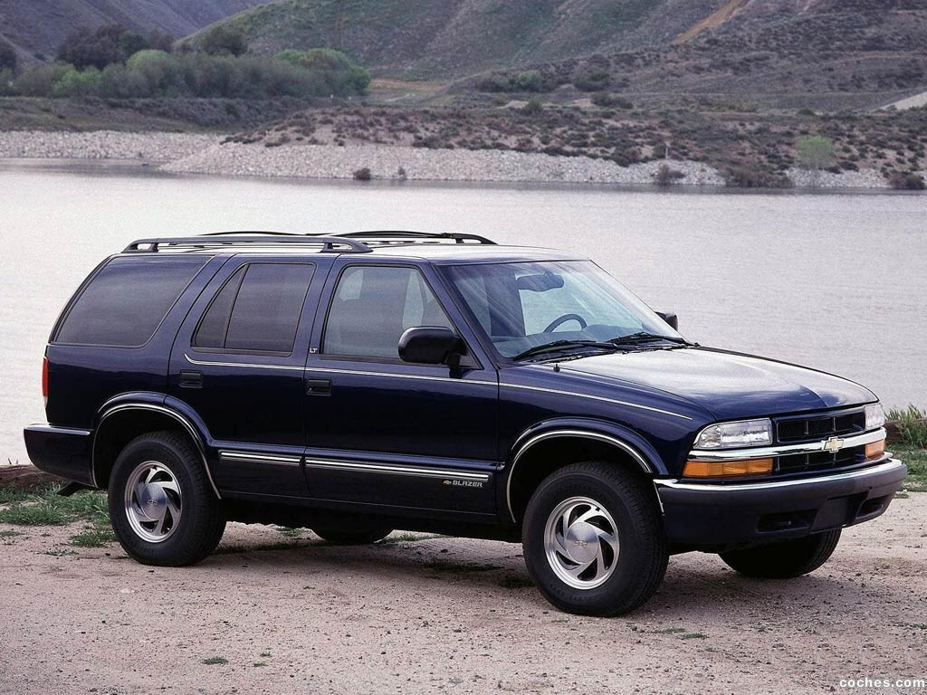 Chevrolet Blazer Used Engines