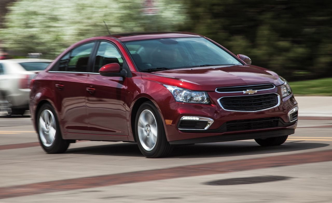 Chevrolet Cruze Used Engines