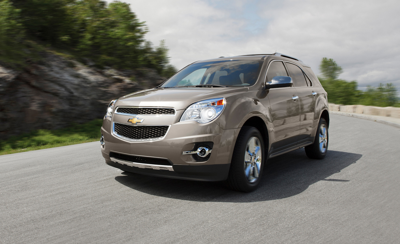 Chevrolet Equinox Used Engines