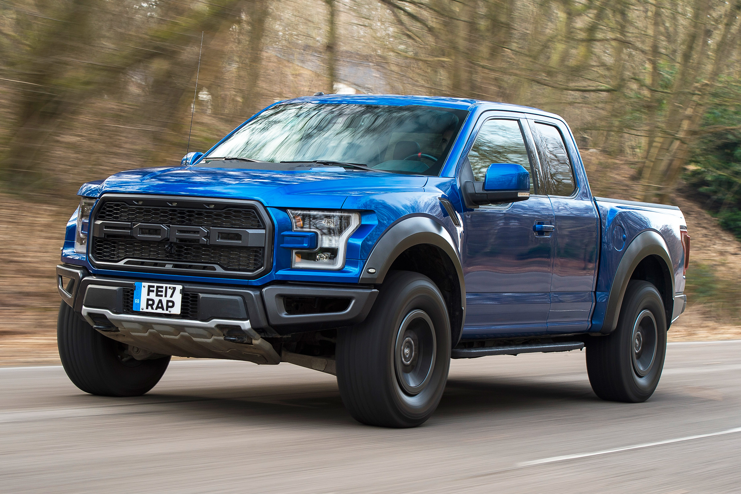 FORD Truck-F150 Raptor Used Engines