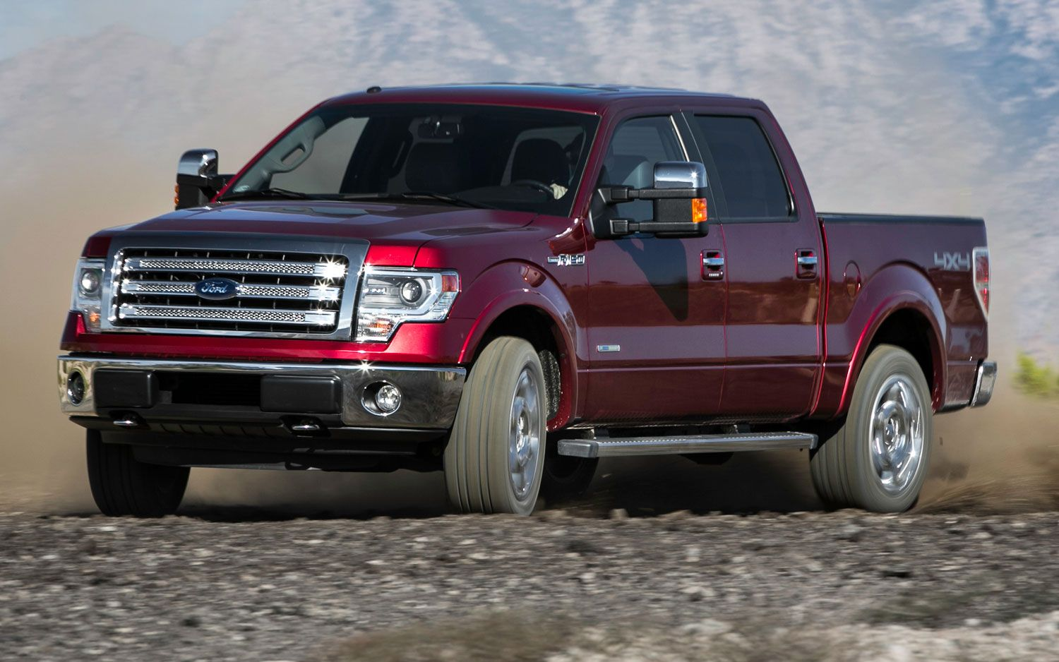 Ford Truck-F150 Used Engines