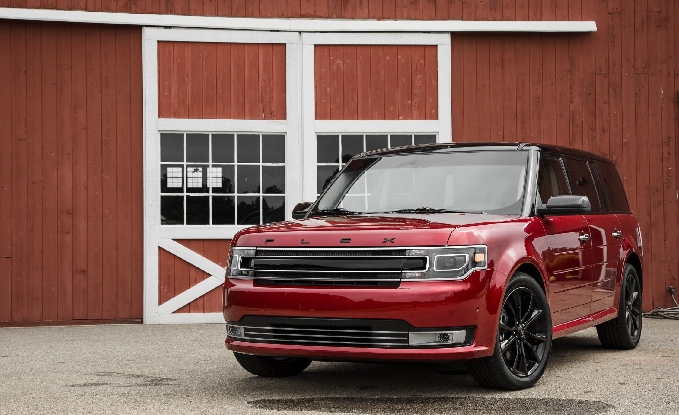 FORD Flex Used Engines