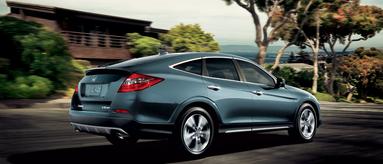 Honda Crosstour Used Engines