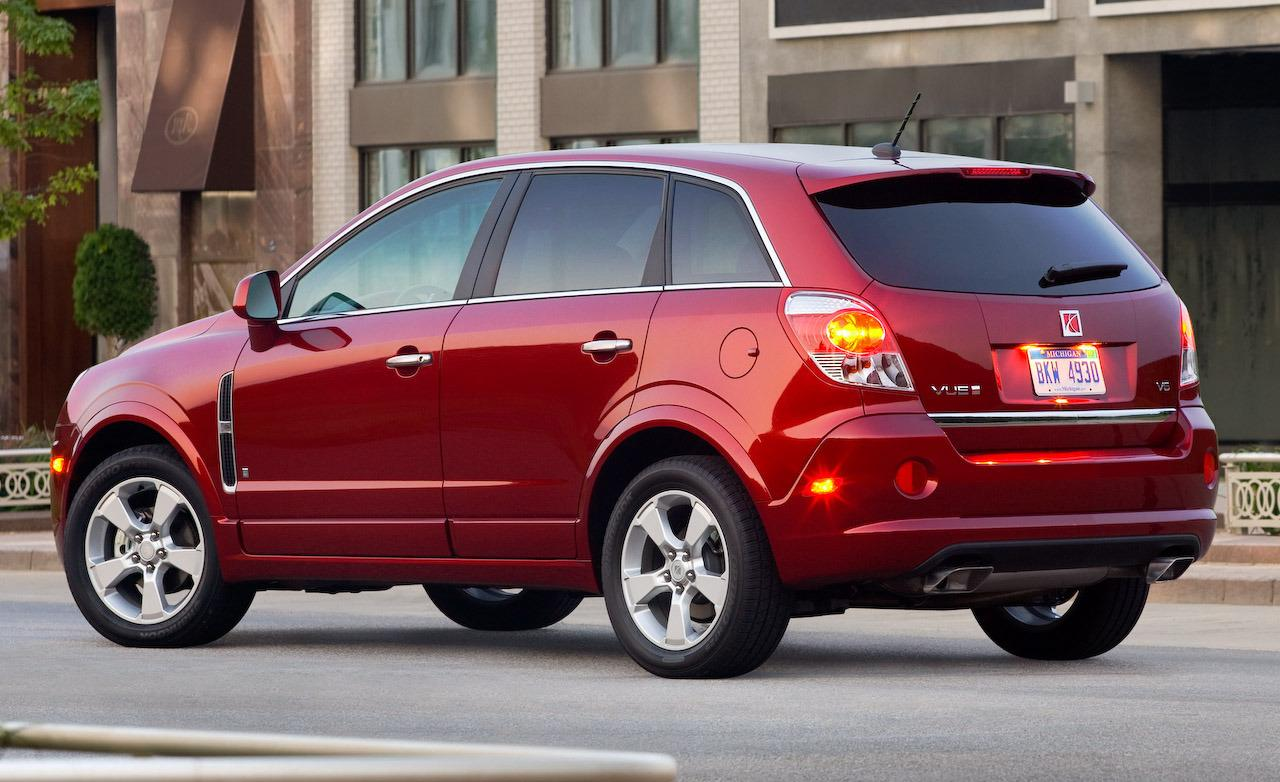 Saturn Vue Used Engines