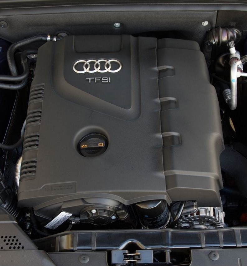 Audi Allroad used engine