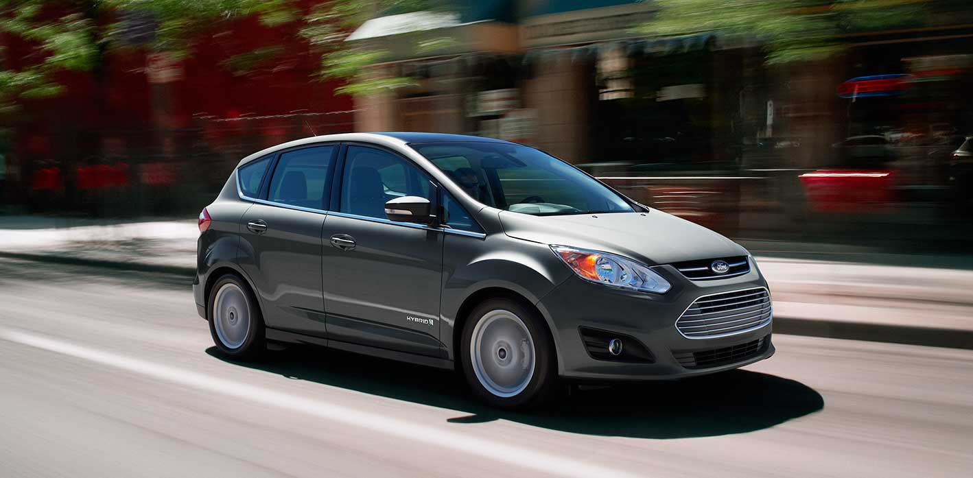 FORD C-Max Used Engines