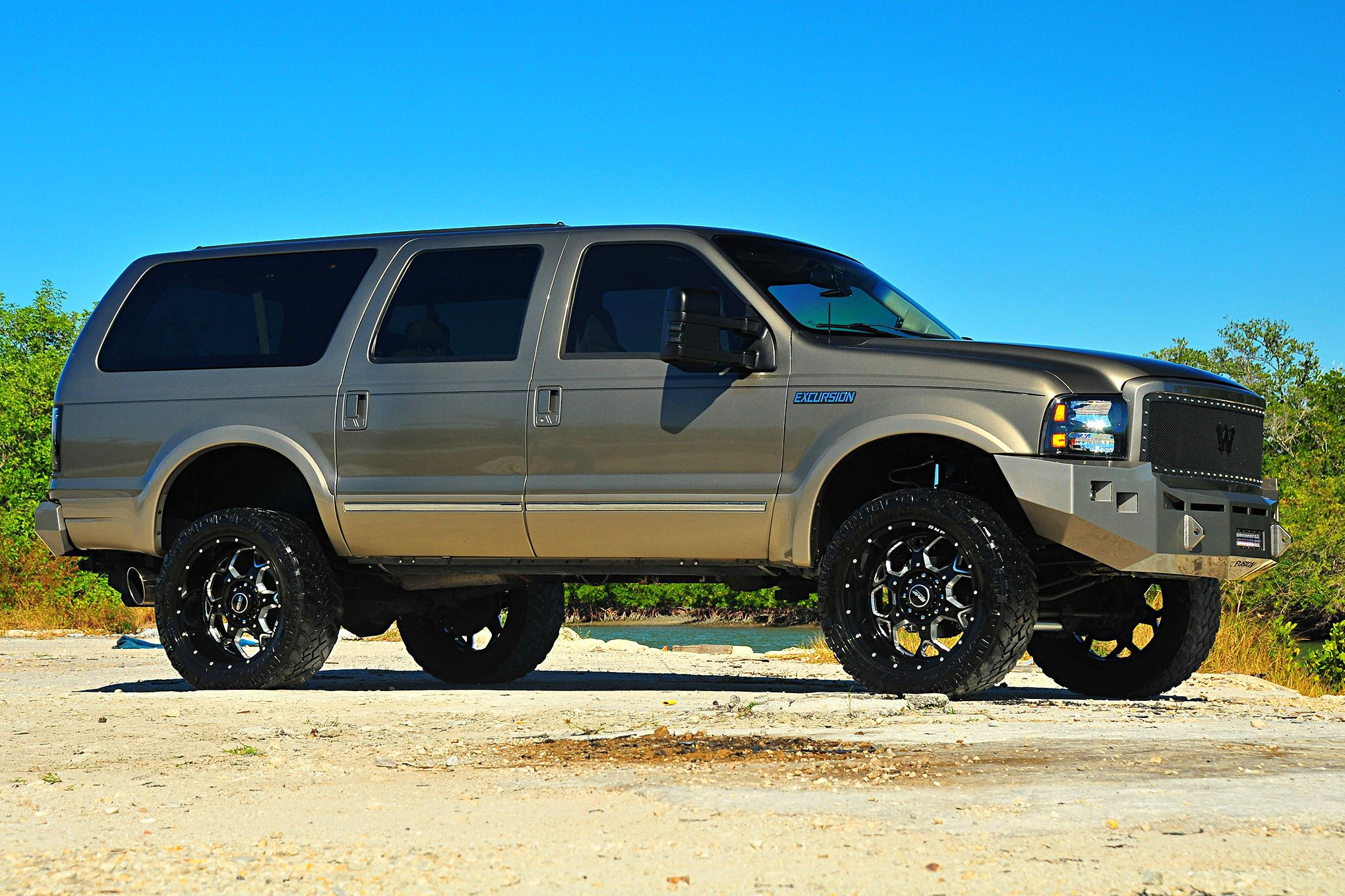 Ford Excursion Used Engines