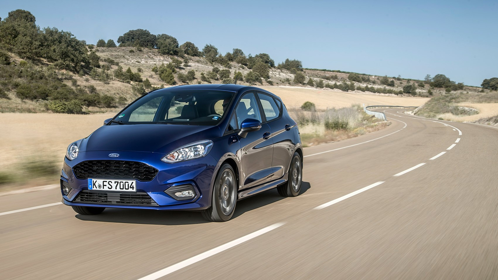 FORD Fiesta Used Engines