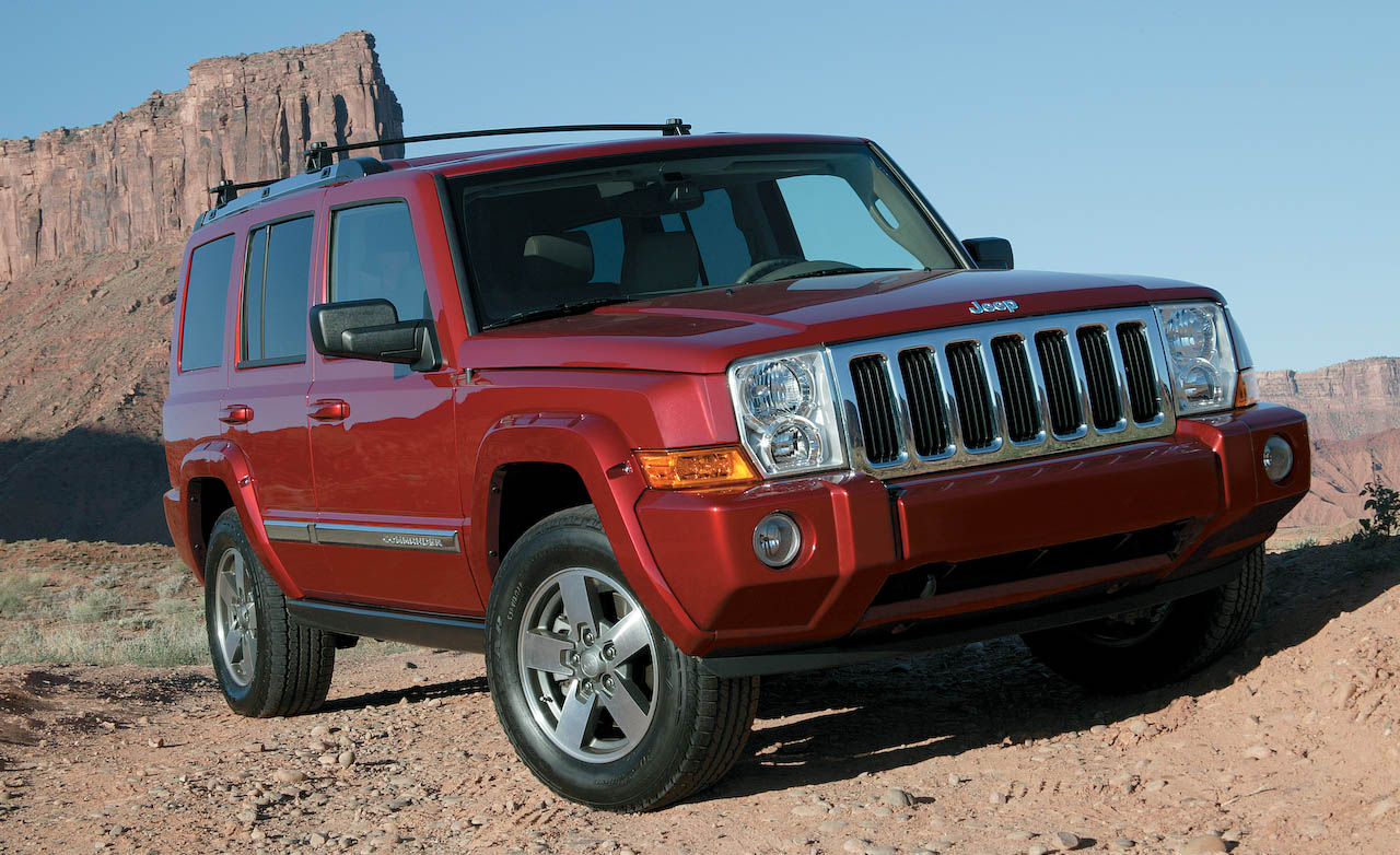 Jeep Commander Used Engines