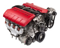 Used CHEVROLET Engines